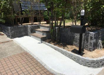 ガーデンリフォーム ヴィンテージウッドぺイブ
